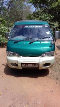 Hyundai H100M 2001