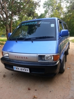 Toyota TownAce CR27 1989