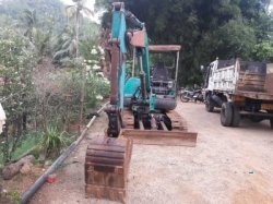 Cobelco Excavator