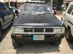 Nissan Dutsun Double Cab 1986