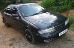 Nissan Sunny FB 14 1997
