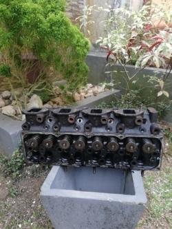 Nissan TD27 Engine Head