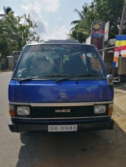 Toyota Shell 1988