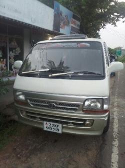Toyota Dolpin 1991