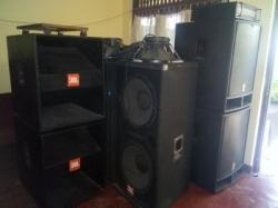 Sound Setup Bin & Top