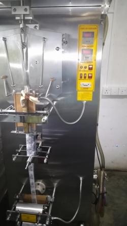 Ice Packe  Packed Machine