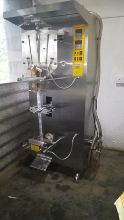 Ice Packe  Packed Machine