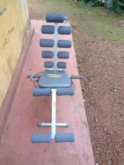 Rock Gym Brand New Machine