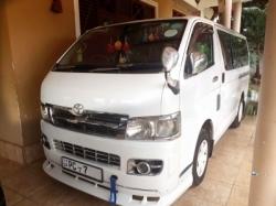 Toyota KDH 200 2007