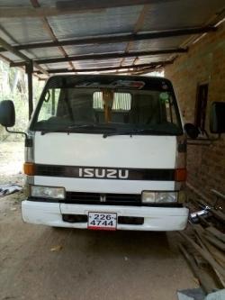 Isuzu 4BE1 Tipper 1993