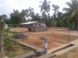 House with Land for Sale in Bingiriya