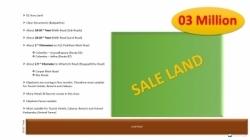 2Acres Land Sale in Ulukkulama