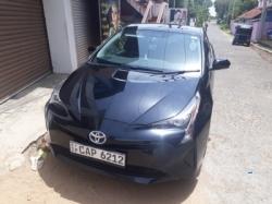 Toyota Prius 50 S Grade 2016