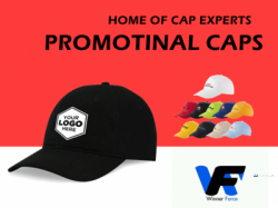 Promotional Caps | Custom Printed