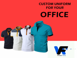 Office T-shirt Print and Embroidery