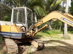 Komatsu PC40 Excavation