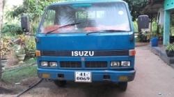 Isuzu 4BD1 1980