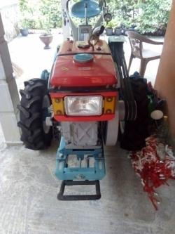 Kubota RV-125 Tractor
