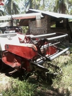Kubota 68 Harvester