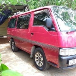 Nissan Caravan 2000