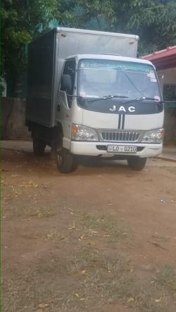 JAC Full Body Truck 2018