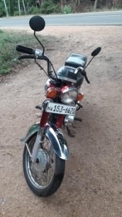 Honda Benly 1996