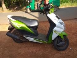 Honda Dio 2016