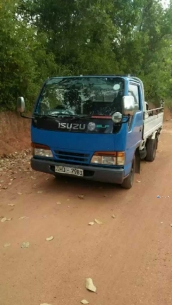 Isuzu Lorry 10.5 1999