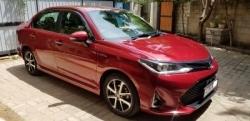 Toyota Corolla Axio Wxb 2018