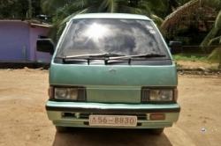 Nissan Vanette VX 1991