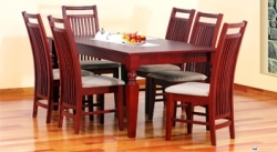 Damro Wooden NEVADA DINING SUITE Price