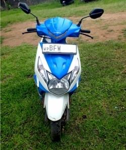 Honda Dio 2017