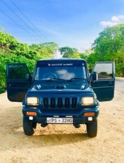 Mahindra Bolero Maxi Truck 2011