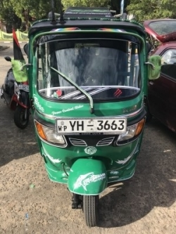 TVS King Three Wheeler