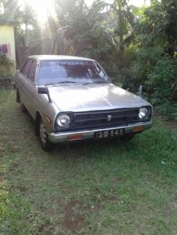 Nissan Sunny B310 1981
