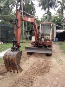 IHI 40 Excavator