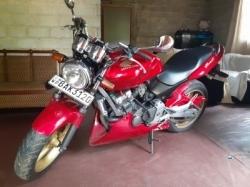 Honda Hornet 2010