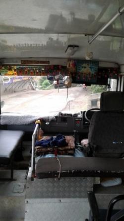 Tata City Rider 407 Bus 2012