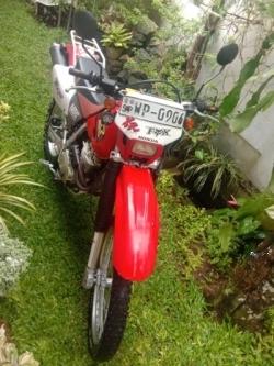Honda XR 2009