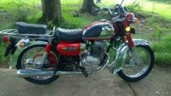 Honda CD 200 Road Master 1982