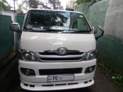 Toyota KDH 201 2008