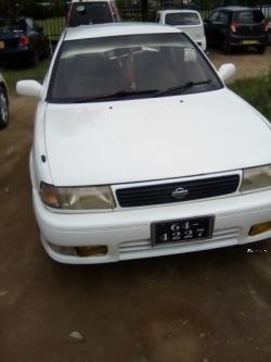 Nissan Sunny Super Saloon 1993