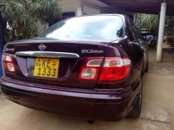 Nissan Sunny N16 2009