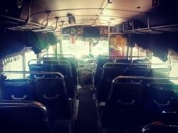 Ashok Leyland Viking Bus 2014
