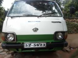 Toyota Hiace 1978