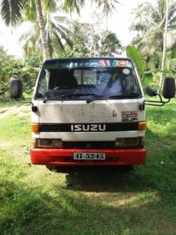 Isuzu ELS Lorry 1982