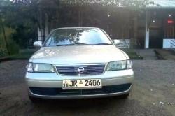 Nissan Sunny UA-FB15 2002