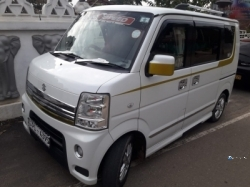 Suzuki Every Wagon Turbo 2014