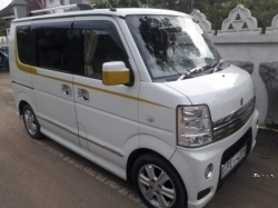Suzuki Every Wagon Turbo 2014