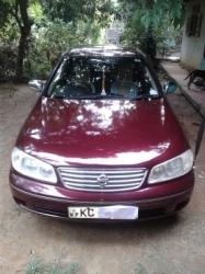 Nissan Sunny N16 2006